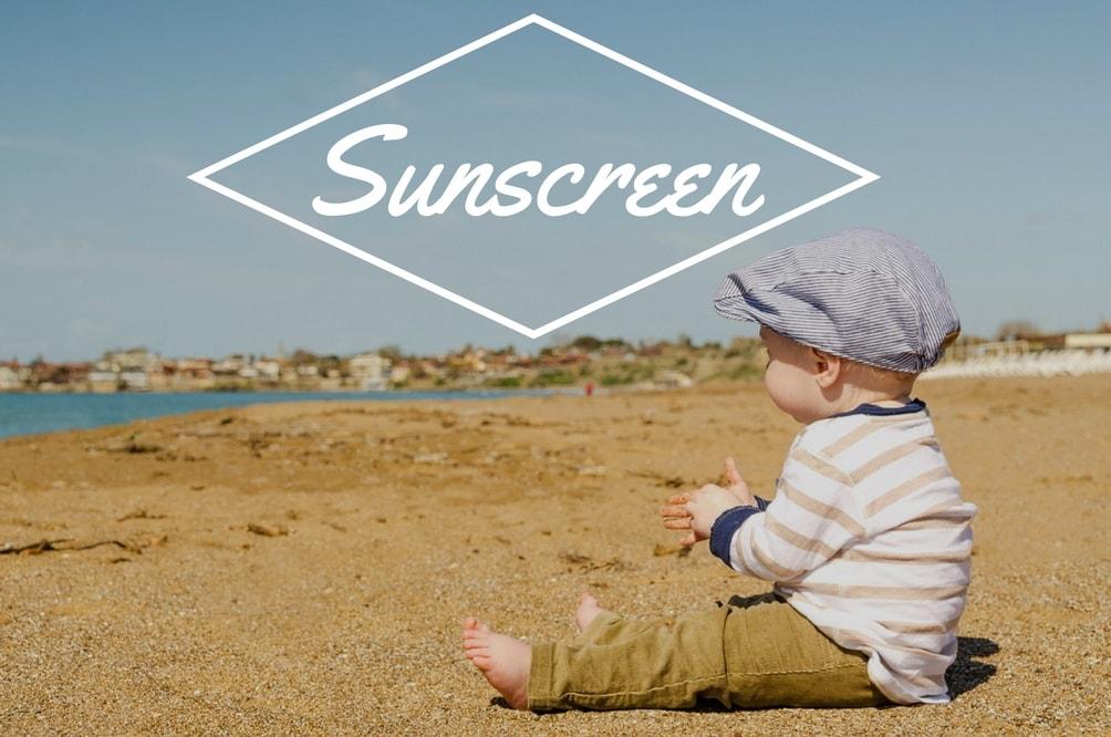 赤ちゃんにもおすすめ!紫外線吸収剤不使用の日焼け止め10選【2017】