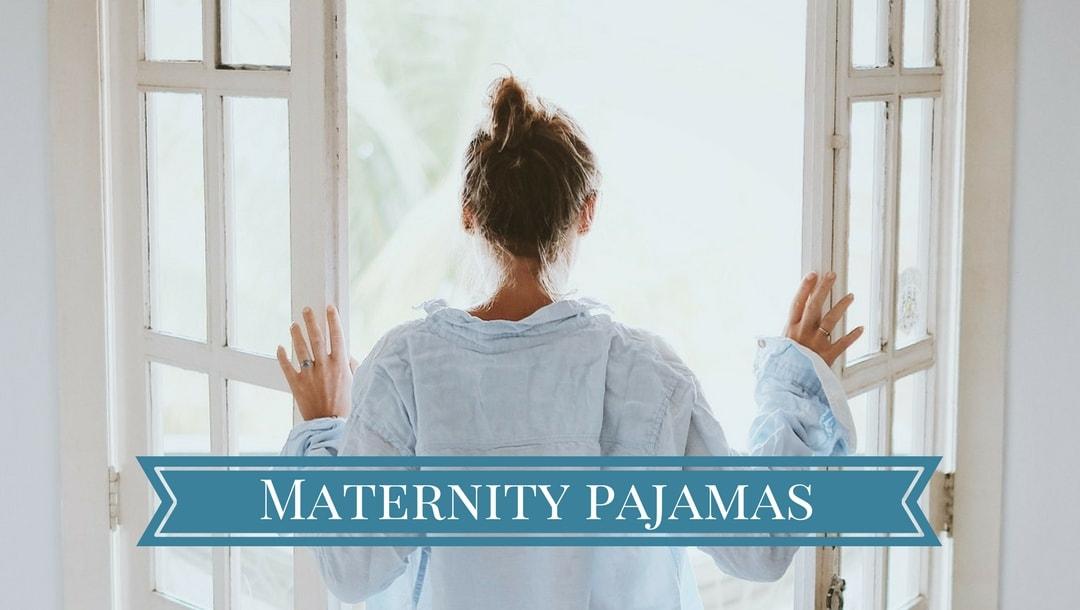 産前(出産・入院)から産後まで!おすすめマタニティパジャマまとめ(前開き・ワンピースタイプ)