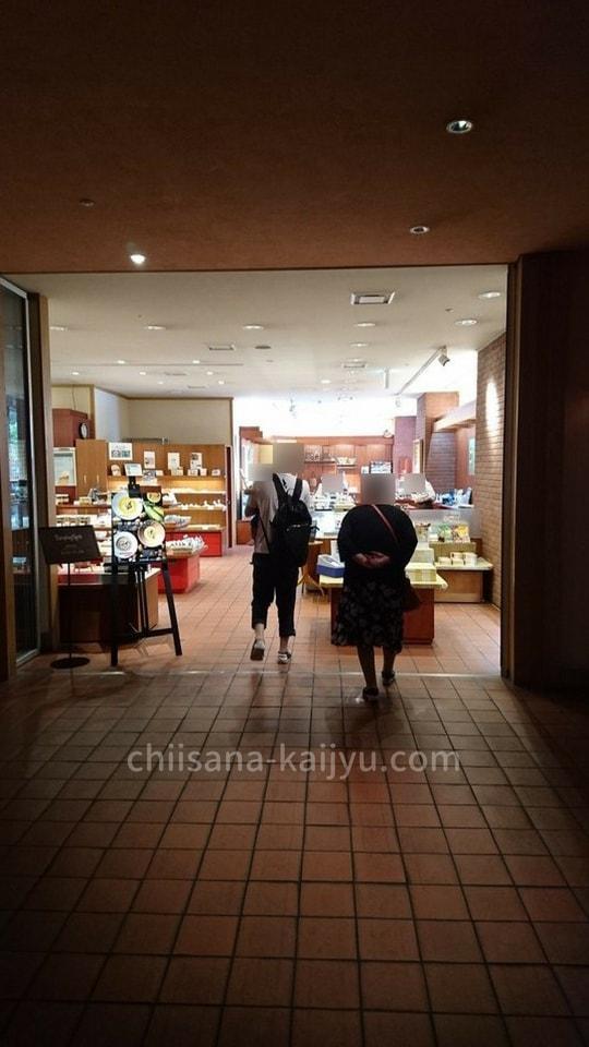【帯広】北海道ホテルの売店、お土産売り場