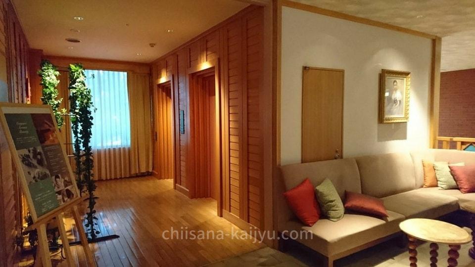 【帯広】北海道ホテルの2階
