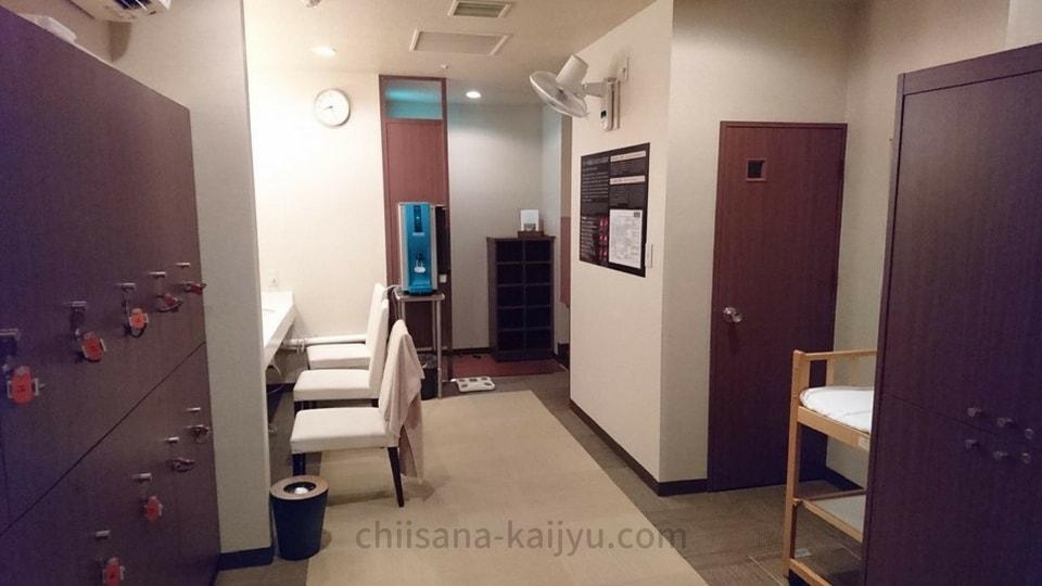 【帯広】北海道ホテルの大浴場