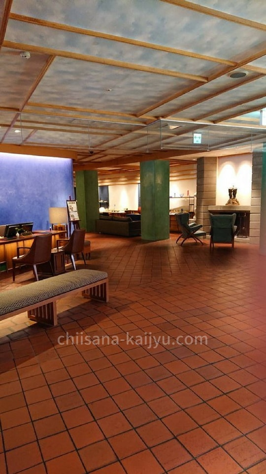 【帯広】北海道ホテルのロビー
