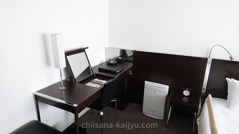 クロスホテル札幌の客室