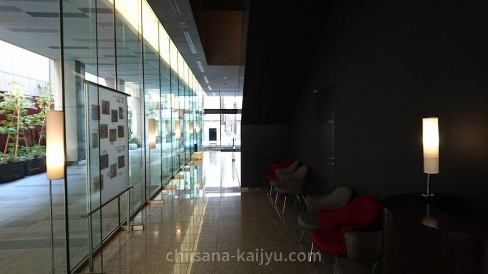 クロスホテル札幌 1階部分