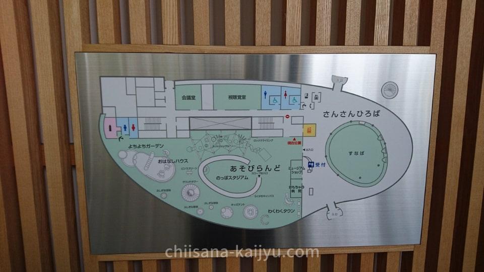 釧路市こども遊学館 マップ
