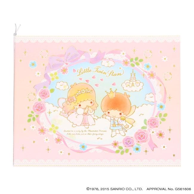 VERY CARD(ベリーカード)の電報「キキ&ララ☆ハートフォトフレーム」
